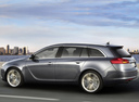 Фото авто Opel Insignia A, ракурс: 90 цвет: серый
