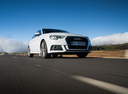 Фото авто Audi A3 8V [рестайлинг], ракурс: 315 цвет: белый
