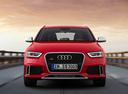 Фото авто Audi RS Q3 8U,  цвет: красный