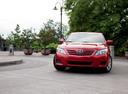 Фото авто Toyota Camry XV40 [рестайлинг],  цвет: красный