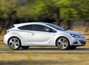Фото авто Opel Astra J [рестайлинг], ракурс: 270 цвет: белый