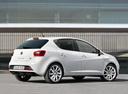 Фото авто SEAT Ibiza 4 поколение [рестайлинг], ракурс: 225 цвет: белый