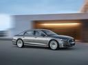 Фото авто Audi A8 D5, ракурс: 315 цвет: серый