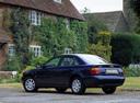 Фото авто Audi A4 B5, ракурс: 135 цвет: синий