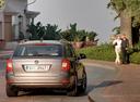 Фото авто Skoda Superb 2 поколение, ракурс: 180 цвет: сиреневый