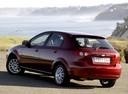 Фото авто Chevrolet Lacetti 1 поколение, ракурс: 135 цвет: красный