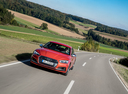 Фото авто Audi S5 F5, ракурс: 45 цвет: оранжевый