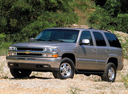 Фото авто Chevrolet Tahoe GMT800, ракурс: 45