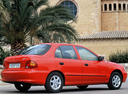 Фото авто Hyundai Accent X3, ракурс: 225