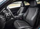 Фото авто BMW M2 F87, ракурс: сиденье цвет: голубой