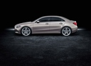Фото авто Mercedes-Benz A-Класс W177/V177, ракурс: 90 - рендер цвет: коричневый