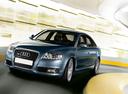 Фото авто Audi A6 4F/C6 [рестайлинг], ракурс: 45 цвет: голубой