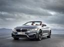 Фото авто BMW M4 F82/F83, ракурс: 45 цвет: серый