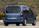 Фото авто Citroen Berlingo 2 поколение [2-й рестайлинг], ракурс: 180 цвет: голубой