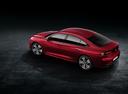 Фото авто Peugeot 508 2 поколение, ракурс: 135 цвет: красный