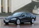 Фото авто Jaguar XJ X351, ракурс: 45 цвет: черный