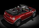 Фото авто Mini Cabrio R57 [рестайлинг], ракурс: 225 цвет: красный