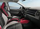 Фото авто Skoda Fabia NJ, ракурс: сиденье