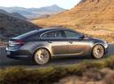 Фото авто Opel Insignia A [рестайлинг], ракурс: 225 цвет: серый