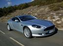Фото авто Aston Martin DB9 1 поколение, ракурс: 315