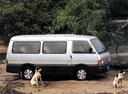 Фото авто Mazda Bongo 3 поколение, ракурс: 270