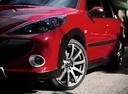 Фото авто Peugeot 207 1 поколение, ракурс: боковая часть