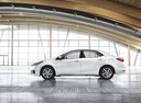 Фото авто Toyota Corolla E160, ракурс: 90 цвет: белый