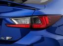 Фото авто Lexus RC 1 поколение, ракурс: задние фонари цвет: синий