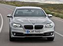 Фото авто BMW 5 серия F07/F10/F11 [рестайлинг],  цвет: серебряный