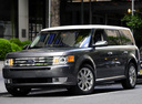 Фото авто Ford Flex 1 поколение, ракурс: 45