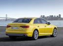 Фото авто Audi A4 B9, ракурс: 225 цвет: золотой