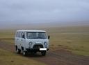 Фото авто УАЗ 452 2 поколение,  цвет: серый