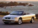 Фото авто Chrysler Sebring 1 поколение, ракурс: 45