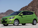 Фото авто Hyundai Accent RB, ракурс: 45