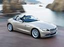 Фото авто BMW Z4 E89, ракурс: 315 цвет: бежевый