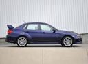 Фото авто Subaru Impreza 3 поколение [рестайлинг], ракурс: 270 цвет: синий