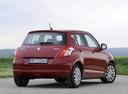 Фото авто Suzuki Swift 4 поколение, ракурс: 225 цвет: красный