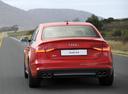 Фото авто Audi S4 B8/8K [рестайлинг], ракурс: 180 цвет: красный