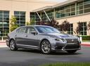 Фото авто Lexus LS 4 поколение [2-й рестайлинг], ракурс: 315 цвет: серый