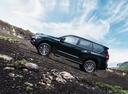 Фото авто Toyota Land Cruiser Prado J150 [2-й рестайлинг], ракурс: 90 цвет: синий