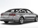 Фото авто Audi A6 4G/C7 [рестайлинг], ракурс: 225 цвет: серебряный