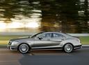 Фото авто Mercedes-Benz CLS-Класс C218/X218, ракурс: 90 цвет: серый