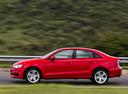 Фото авто Audi A3 8V [рестайлинг], ракурс: 90 цвет: красный