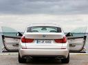 Фото авто BMW 5 серия F07/F10/F11, ракурс: 180 цвет: бежевый