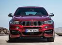 Фото авто BMW X6 F16,  цвет: красный