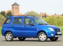 Фото авто Subaru Justy 3 (G3X), ракурс: 270