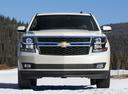 Фото авто Chevrolet Tahoe 4 поколение,  цвет: белый