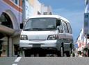 Фото авто Mazda Bongo 4 поколение,