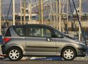 Фото авто Peugeot 1007 1 поколение, ракурс: 270