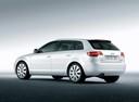Фото авто Audi A3 8P/8PA [рестайлинг], ракурс: 135 цвет: белый